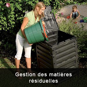 gestion matieres residuelles